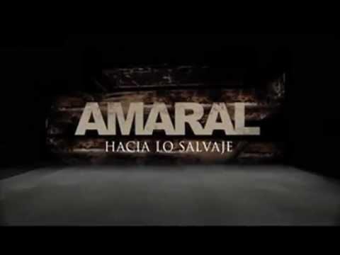 Amaral En Directo El 21 De Octubre En YouTube