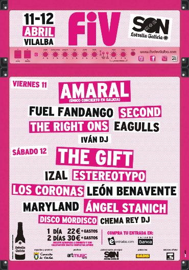 11/04/2014 – Vilalba (FIV Festival)