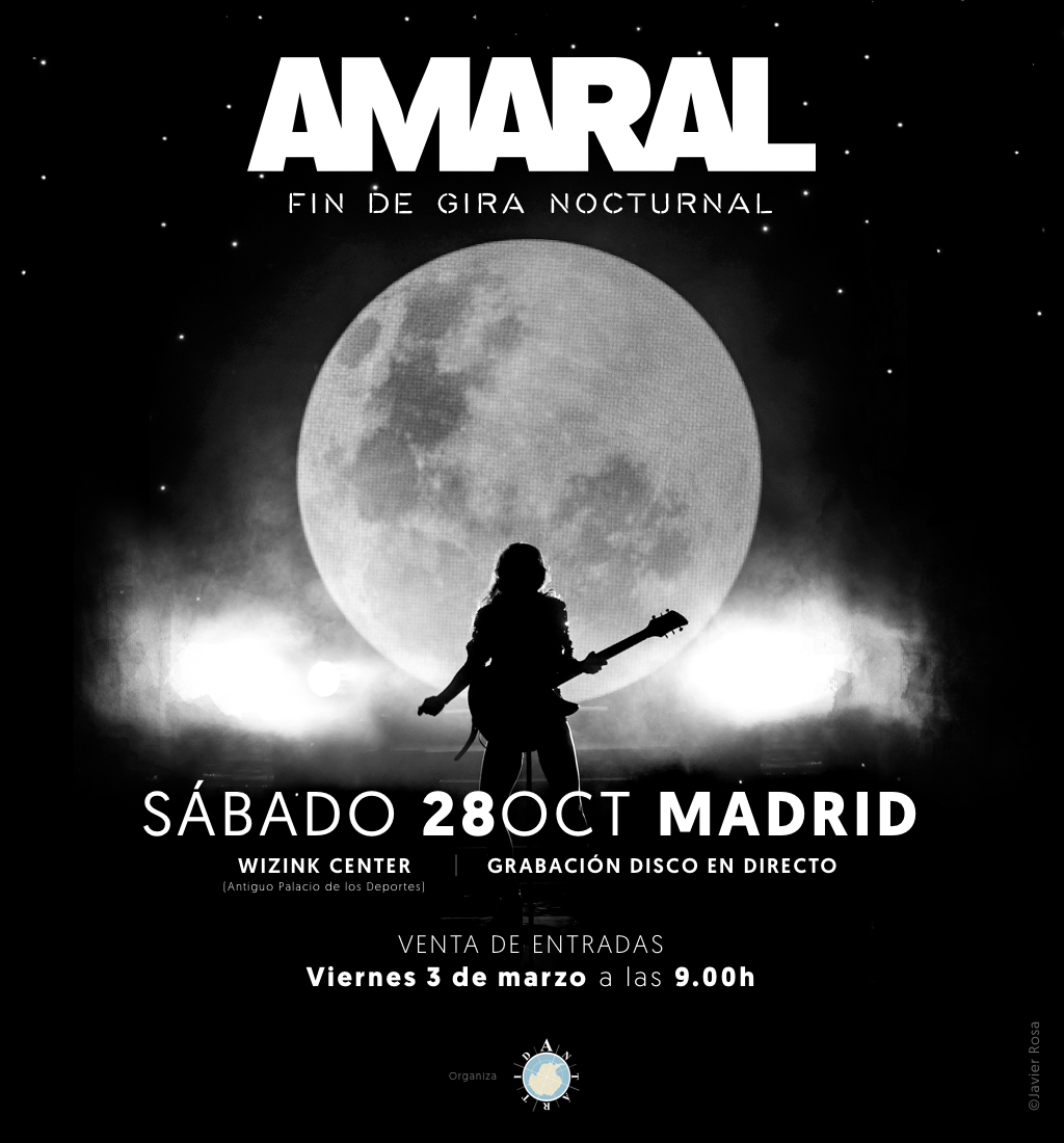 Amaral Post Final Gira Nocturnal