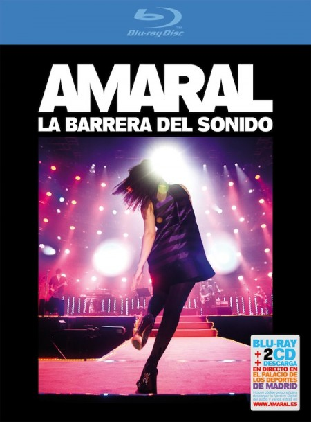 Ya Disponible El Nuevo álbum De Amaral: La Barrera Del Sonido