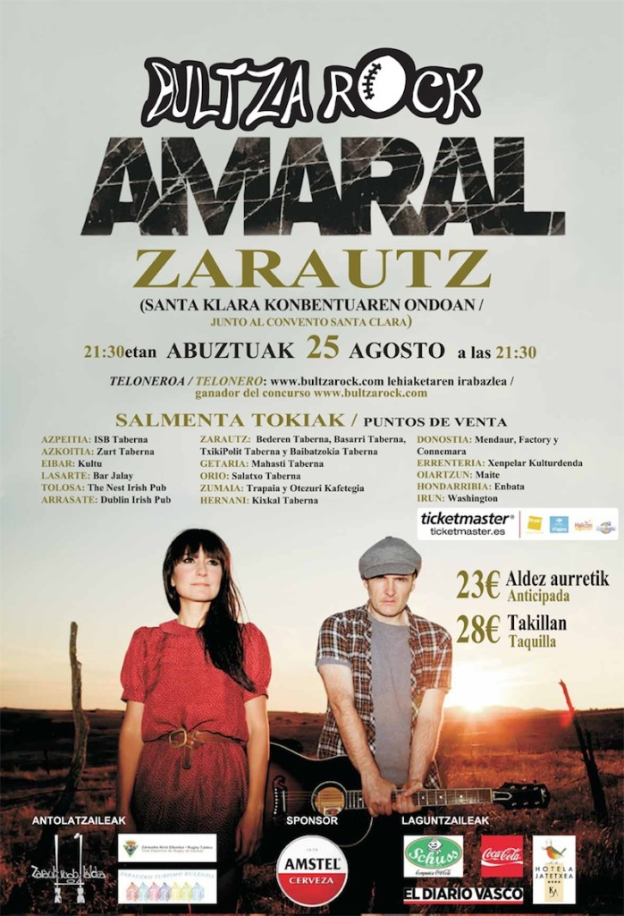 25/08/2012 – Zarautz (Gipúzkoa)