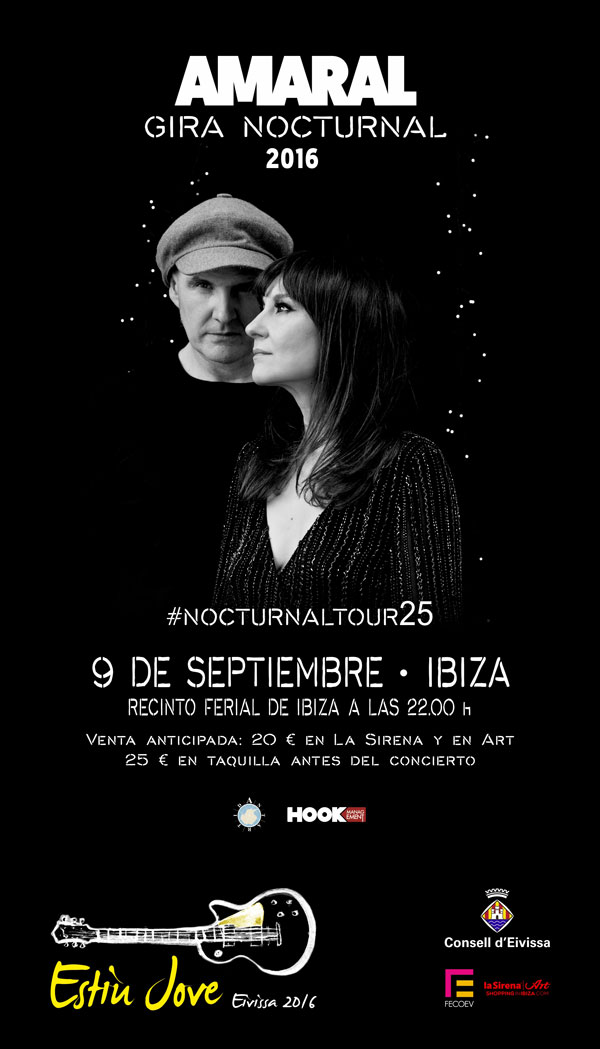 Novedad: Venta Anticipada Online Para El Concierto De Ibiza