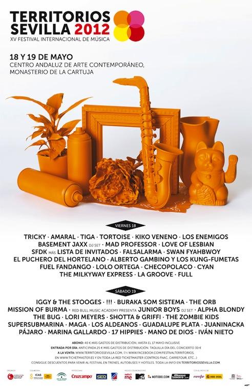 18/05/2012 – Festival Territorios De Sevilla
