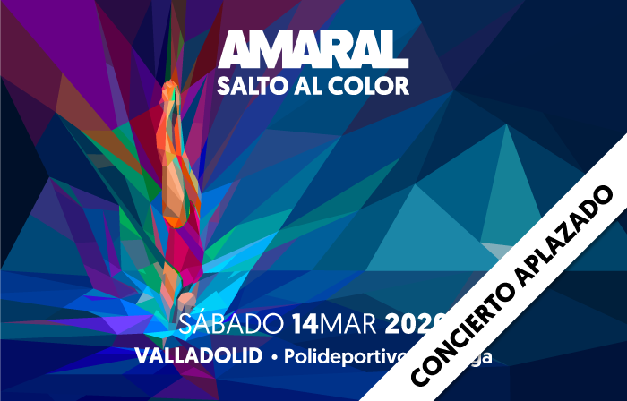 Concierto De Valladolid Aplazado