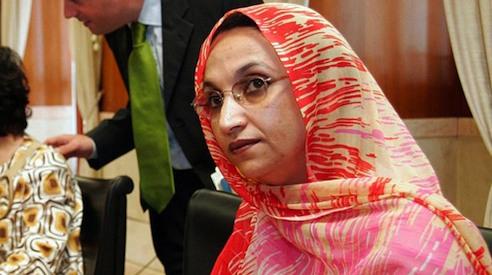 Aminetu Haidar