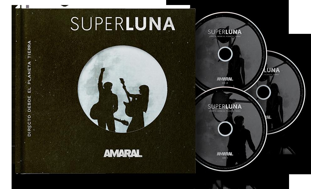 Superluna, Nueva Edición Con DVD