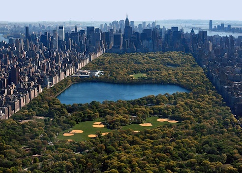 Tocamos En Central Park