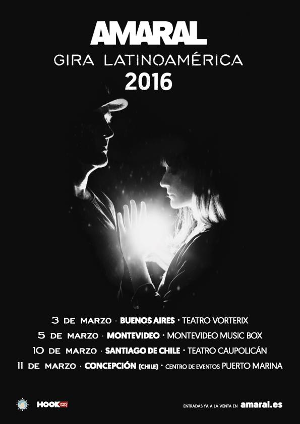 Montevideo: Nueva Fecha En Latinoamérica