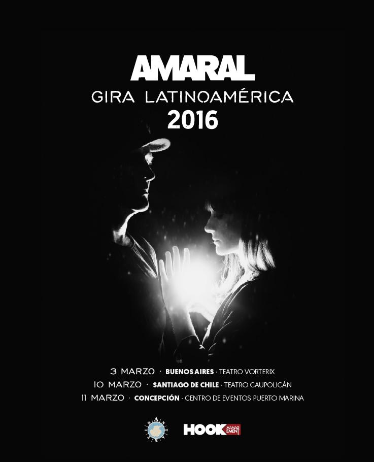 Presentación De Nocturnal En Argentina Y Chile