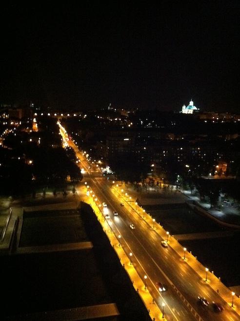 Madrid Desde El Cumple De Camuñas