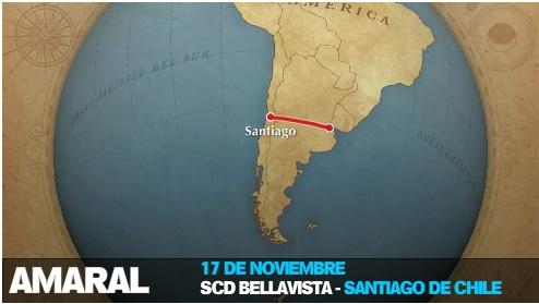 Amaral En Directo En Chile El 17 De Noviembre