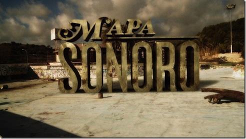 Amaral, Hoy Lunes 9 En Mapa Sonoro