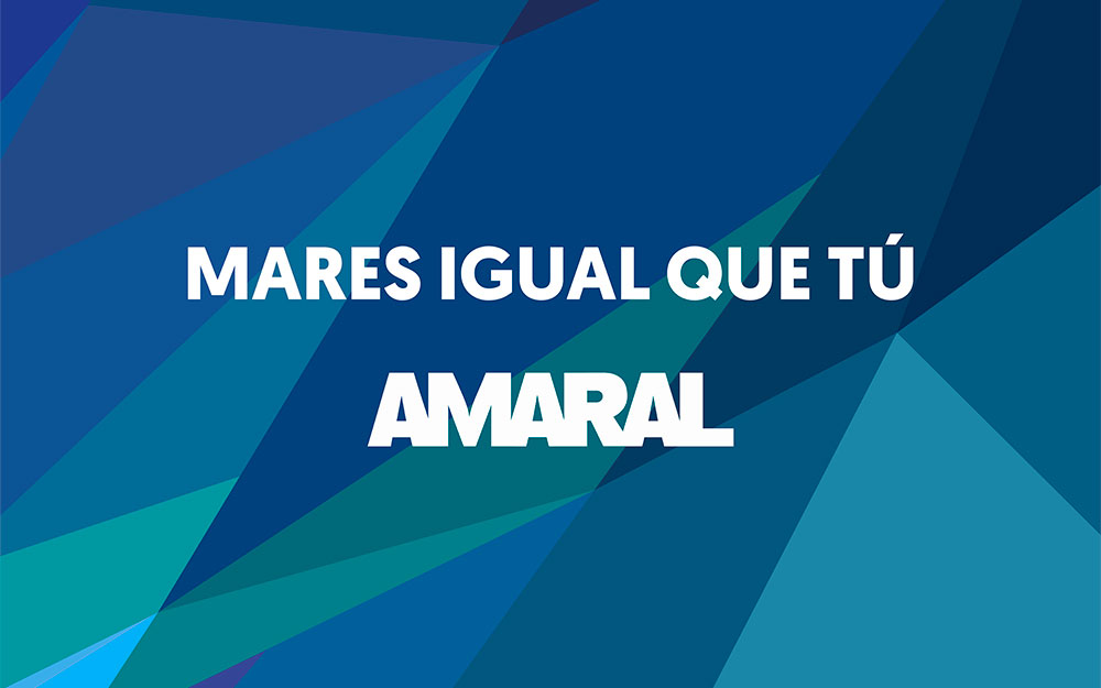 "YA DISPONIBLE ""MARES IGUAL QUE TÚ """