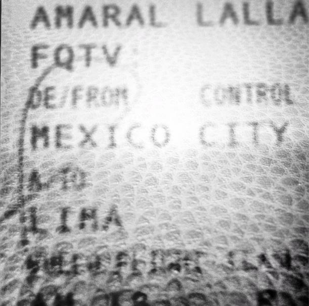 Billete De México D.F. A Lima