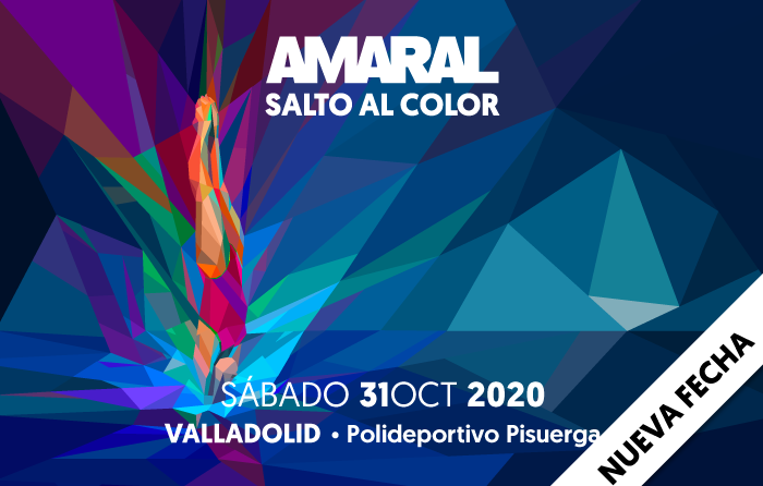 Nueva Fecha Concierto Valladolid